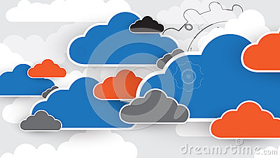 Integration Technology With Nature, Sky. Best Ideas For Business.