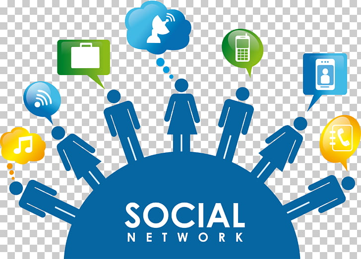 Social media Social networking service Icon, information.