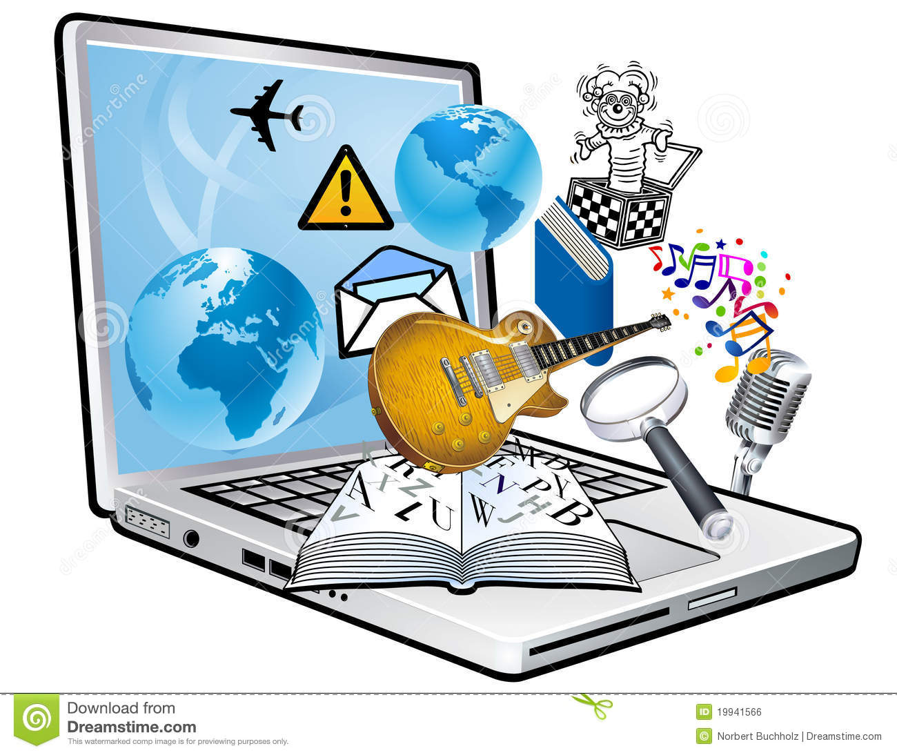 Information technology clipart 5 » Clipart Station.