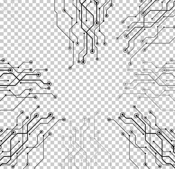 Technology High Tech Line Euclidean PNG, Clipart, Abstract.