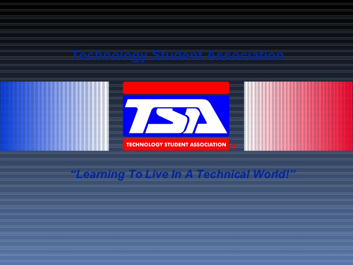 What is the Technology Student Association?.