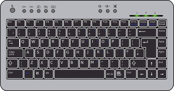 Teclado qwerty free vector download (11 Free vector) for.