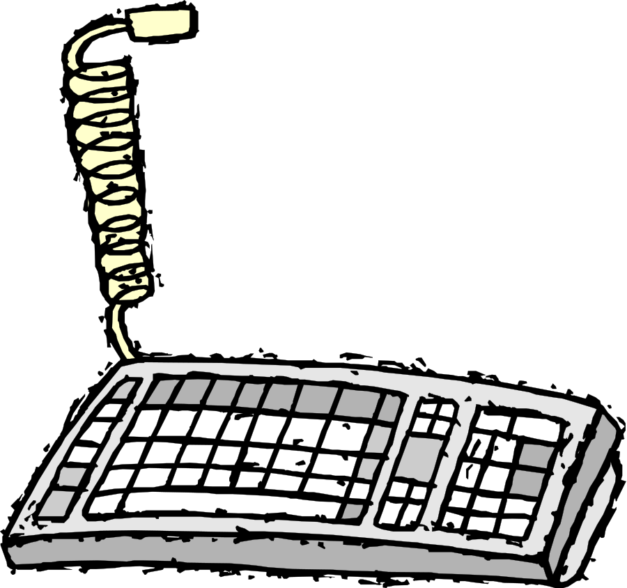 Free Keyboard Cliparts, Download Free Clip Art, Free Clip.