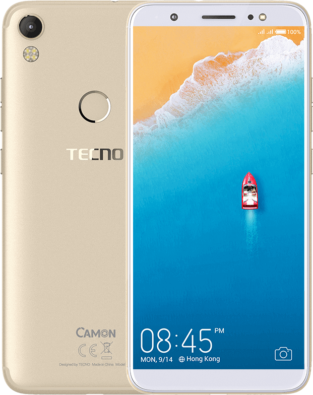 TECNO Camon i (Gold).