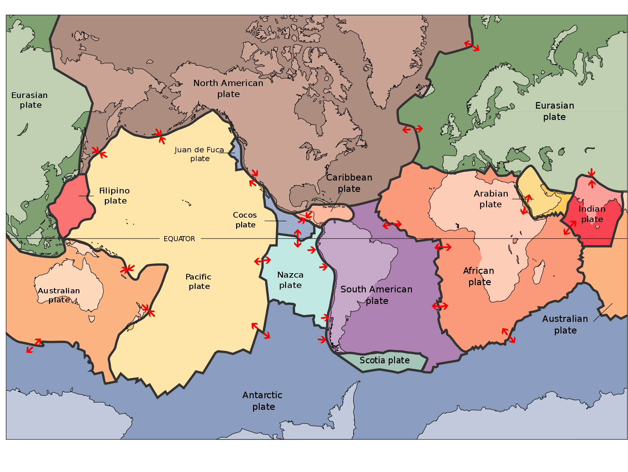 1000+ images about Plate Tectonics on Pinterest.