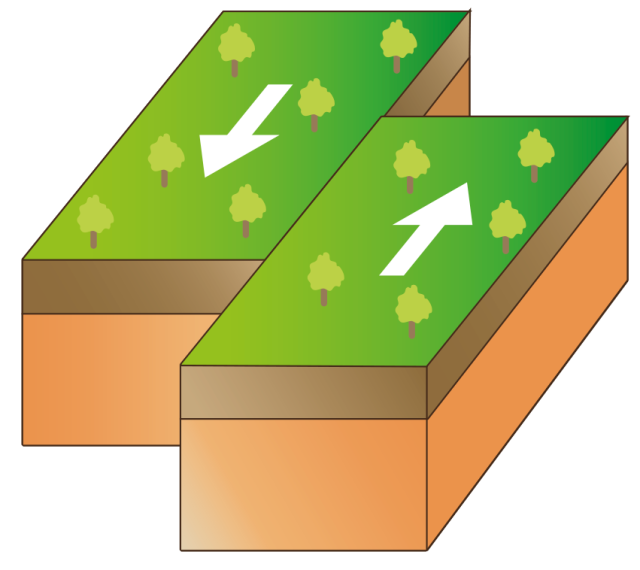 What are Tectonic Plates.