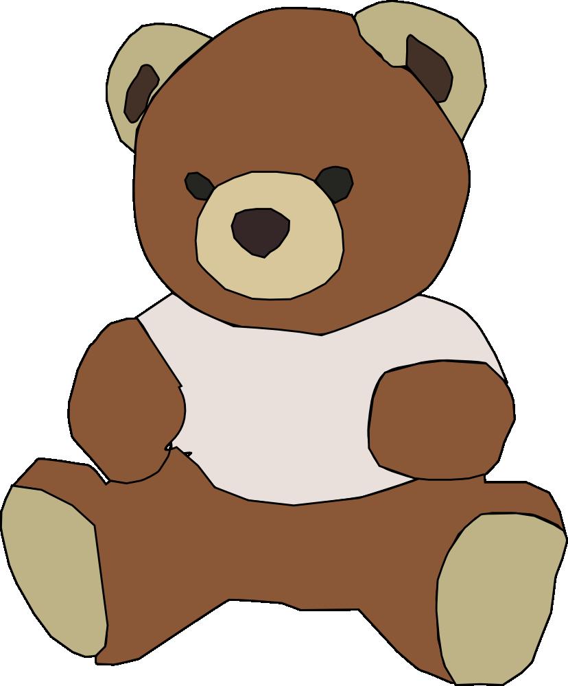 Teddy Clipart.