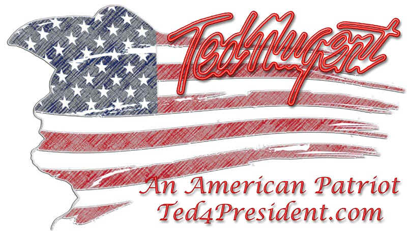 Photos of Ted4President.com Ted Nugent for President 2016!!!.