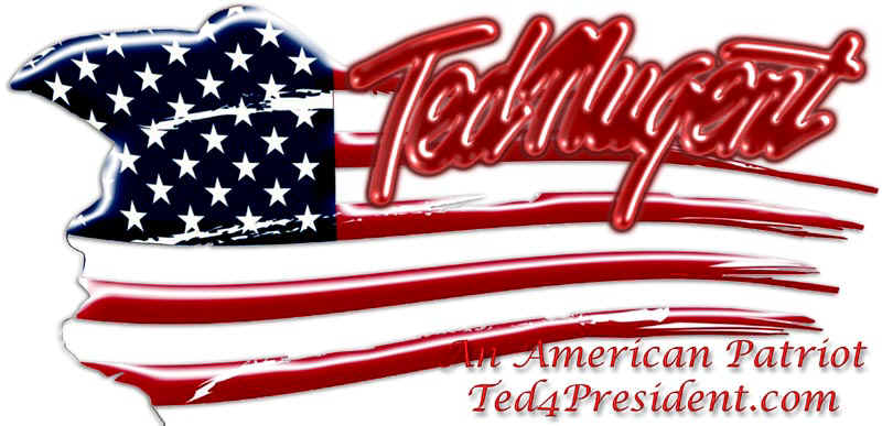 Links for Ted4President.com Ted Nugent for President 2016!!!.
