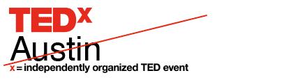 Your TEDx Logo.
