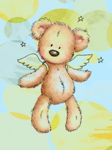 Angel teddy bear clipart 4 » Clipart Portal.