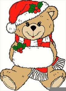 Teddy Bear Angel Clipart.