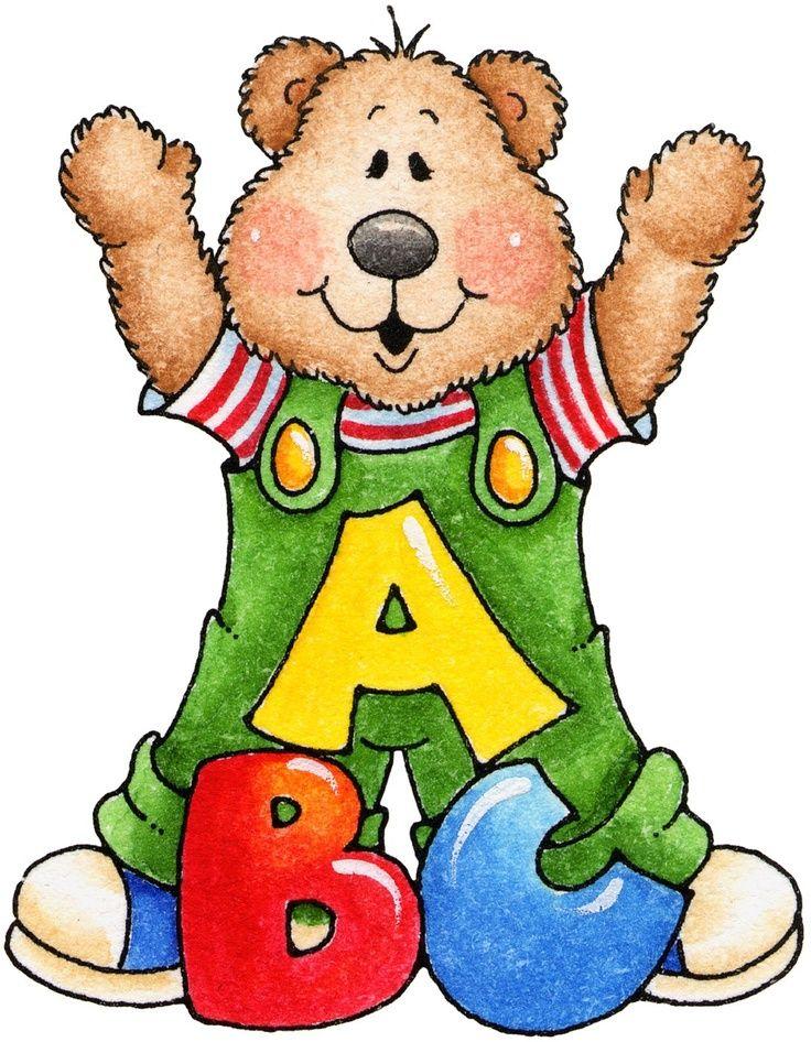 ABC bear.