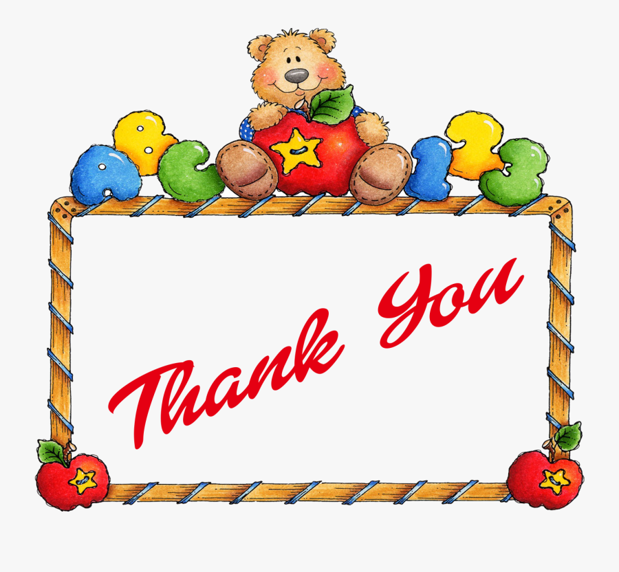 Thank You Png Image File.