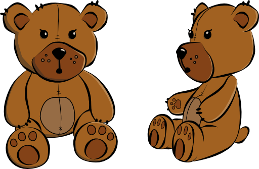 Teddy bear clipart free clipart images 4.