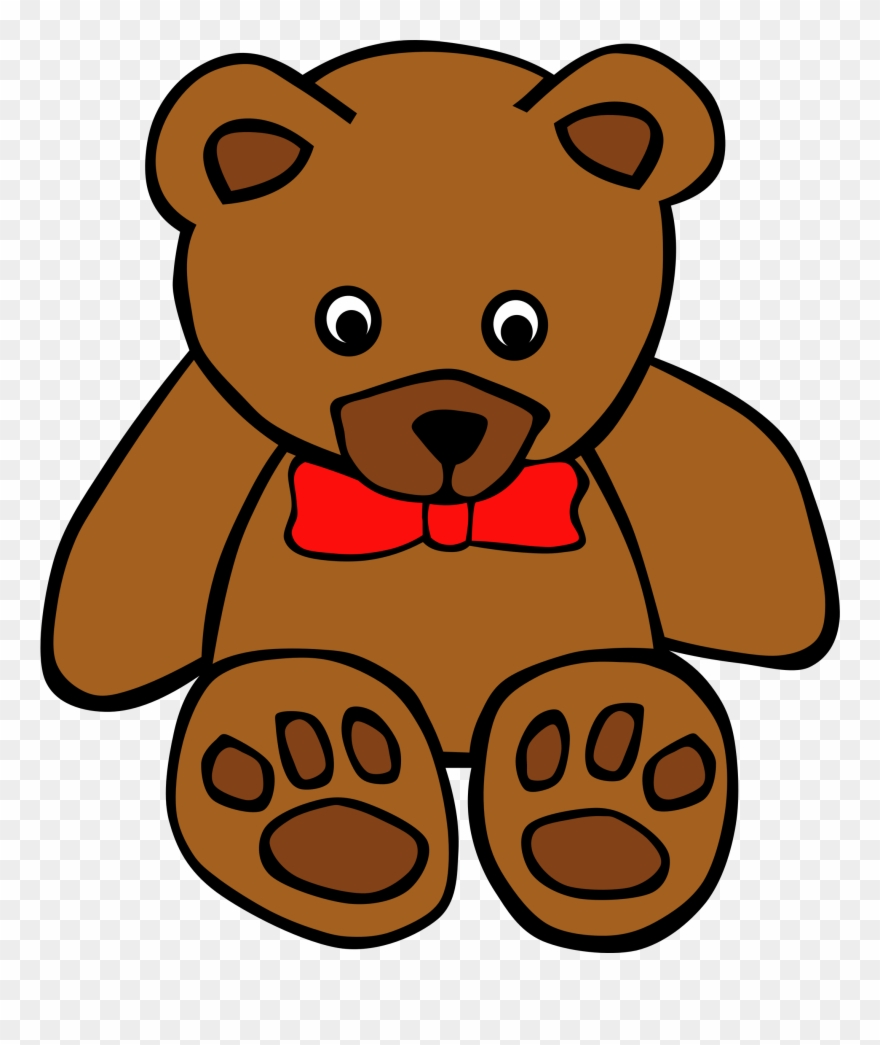 Teddy Bear Clipart Free Clipart Images.