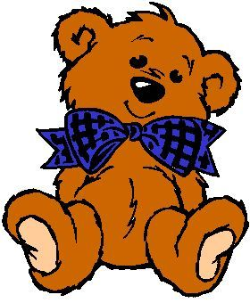 Teddy Bear Clipart Heart.