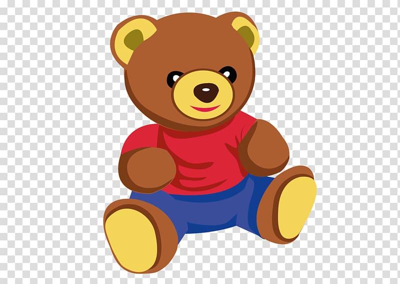 Teddy bear Cartoon , Teddy Bear transparent background PNG.