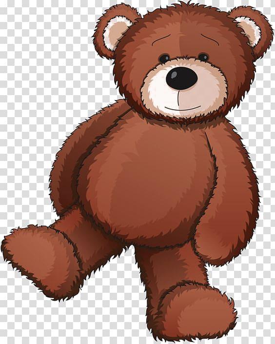 Teddy bear Cartoon , Cartoon teddy bear transparent.