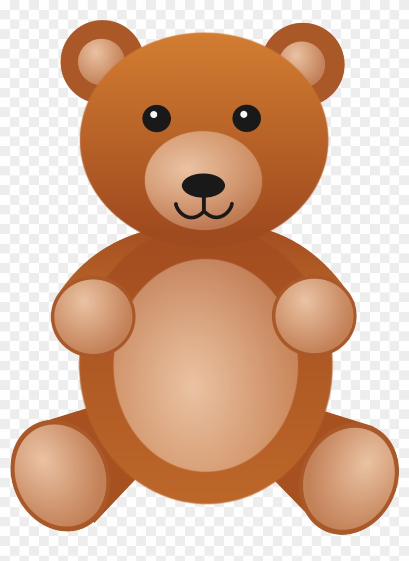 Teddy Bear Clipart Png, Transparent Png.