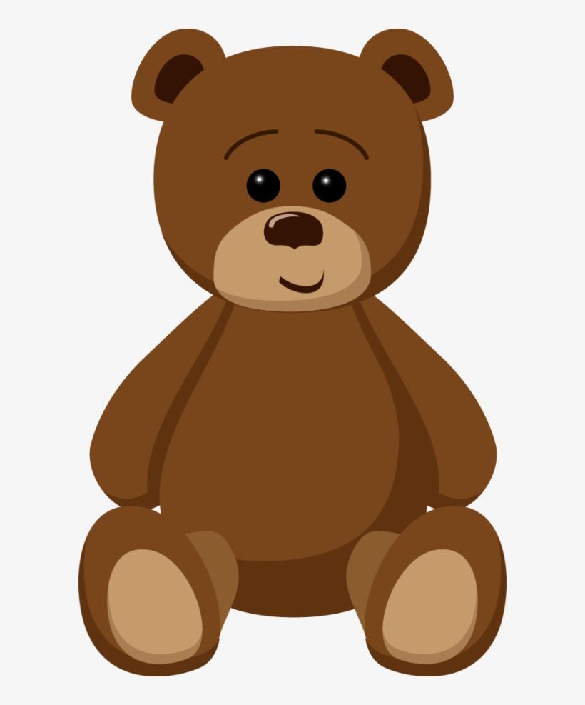 Bear Png Drawn.