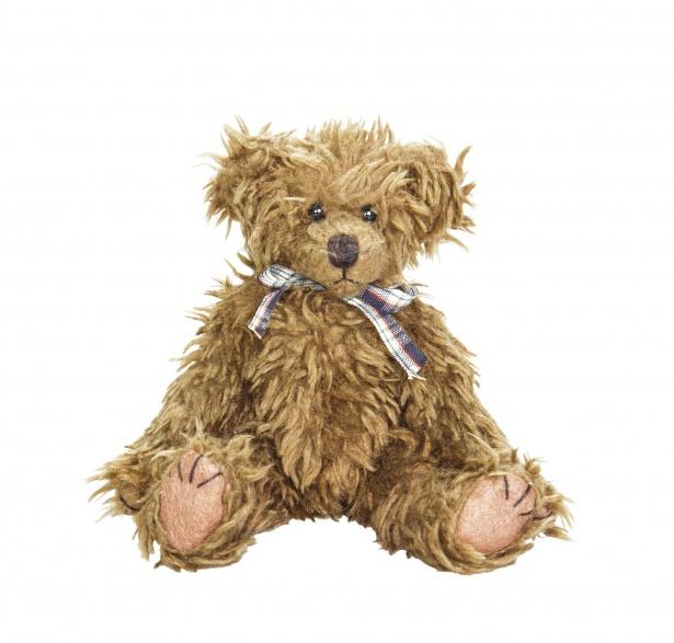 Vintage Teddy Bear Clipart Free Stock Photo.