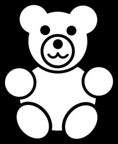 Teddy Bear Counters Clipart #211390.