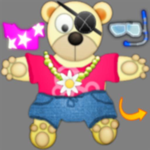 Teddy Bear Dress Up:Amazon:Mobile Apps.