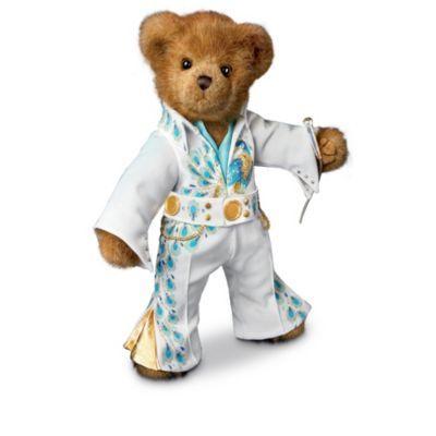 Elvis Presley: TCB Teddy Bear Collection.