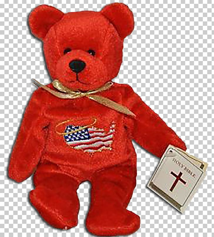 Teddy Bear Beanie Babies Stuffed Animals & Cuddly Toys Plush.