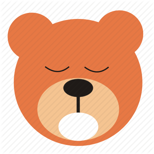 \'teddy bear expression\' by fahrul rajab.