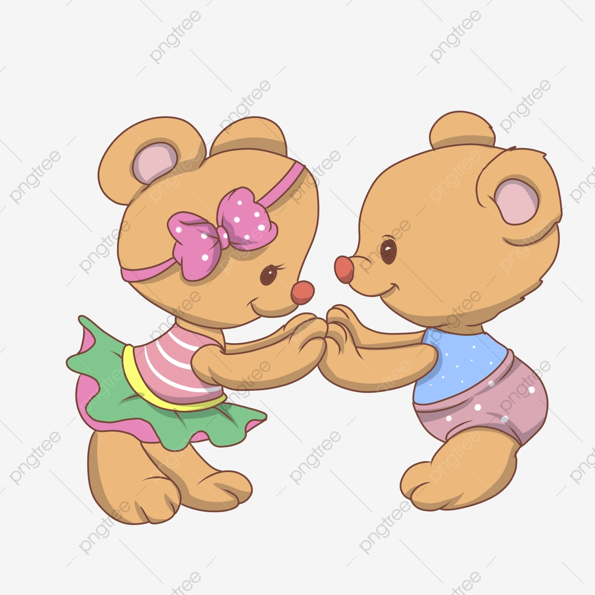 Teddy Bear Family, Family Clipart, Gift, Toy PNG Transparent.