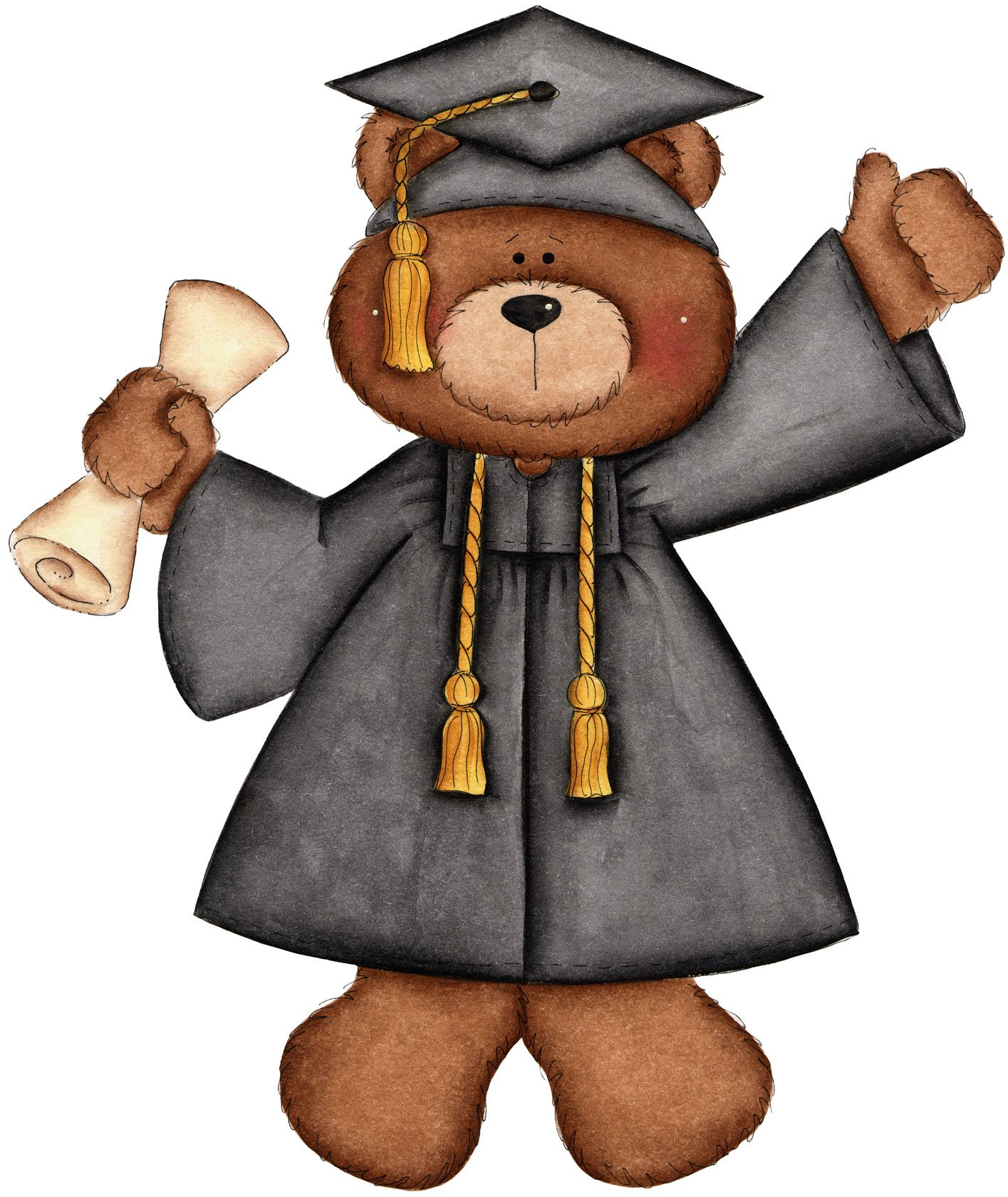 September Bear Graduation.