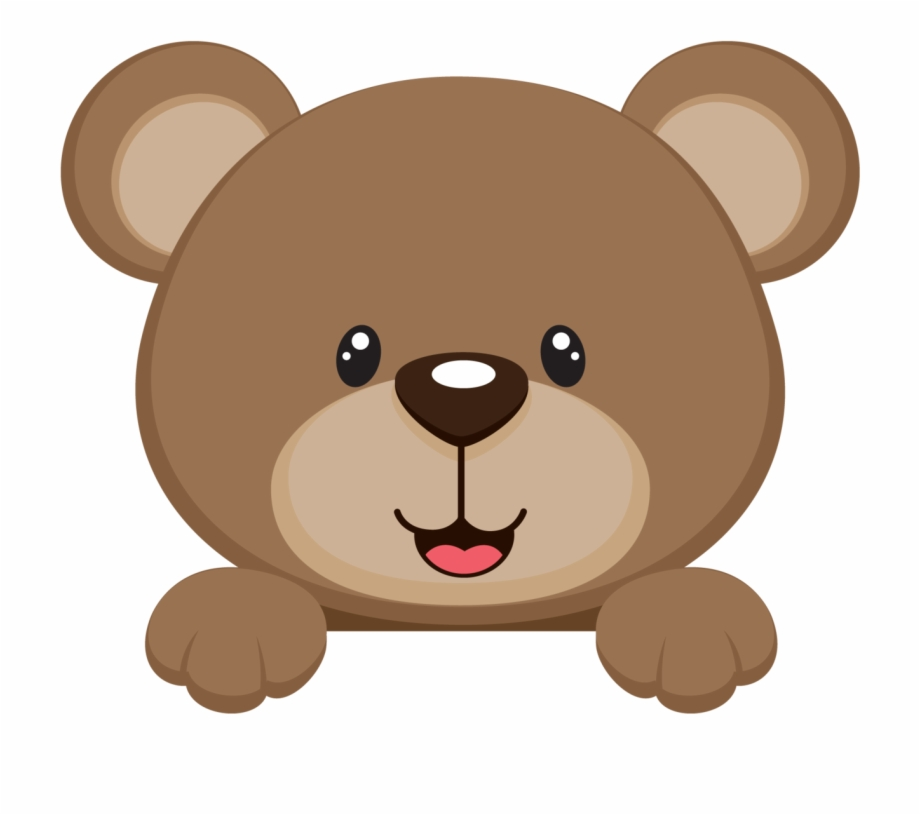 Baby Bear Png.