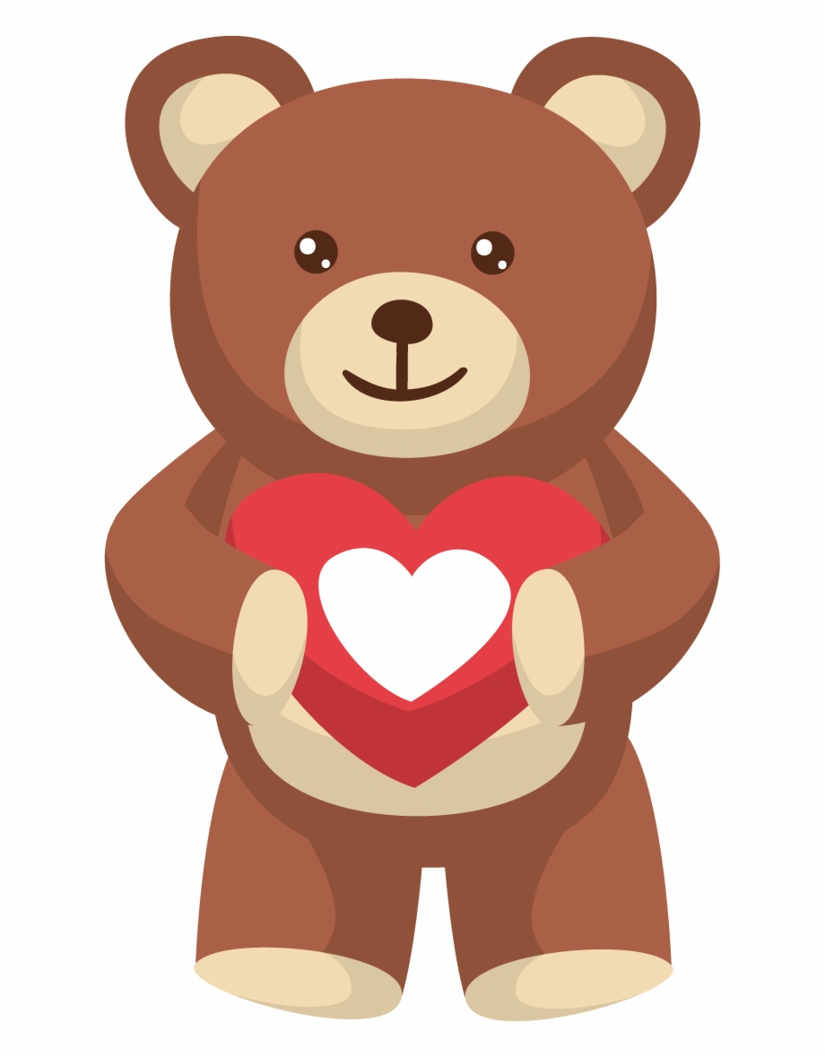 Teddy Bear Clipart Png Image.