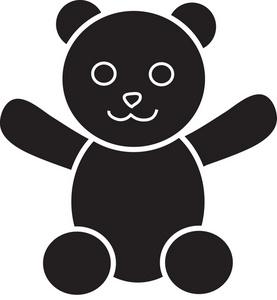 Free Bear Clipart Image 0071.