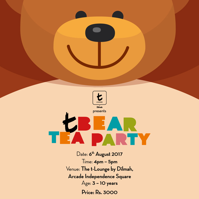Teddy Bear Tea Party for Kids.