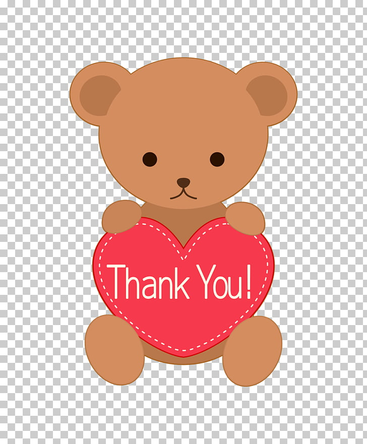 Cartoon Bear I love You ., others PNG clipart.