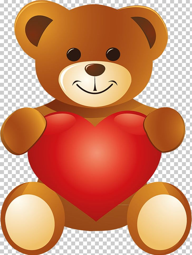Teddy Bear Valentine\'s Day PNG, Clipart, Animals, Bear.