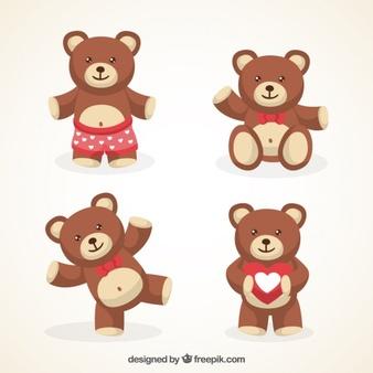Teddy Bear Vectors, Photos and PSD files.