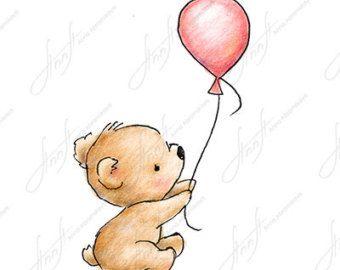 7 Teddy Bear Valentines Clipart.