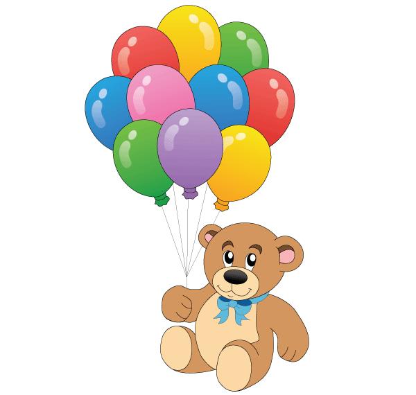 Free Bear Balloon Cliparts, Download Free Clip Art, Free.