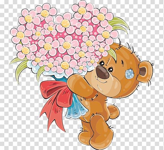 Teddy bear Birthday , bear transparent background PNG.