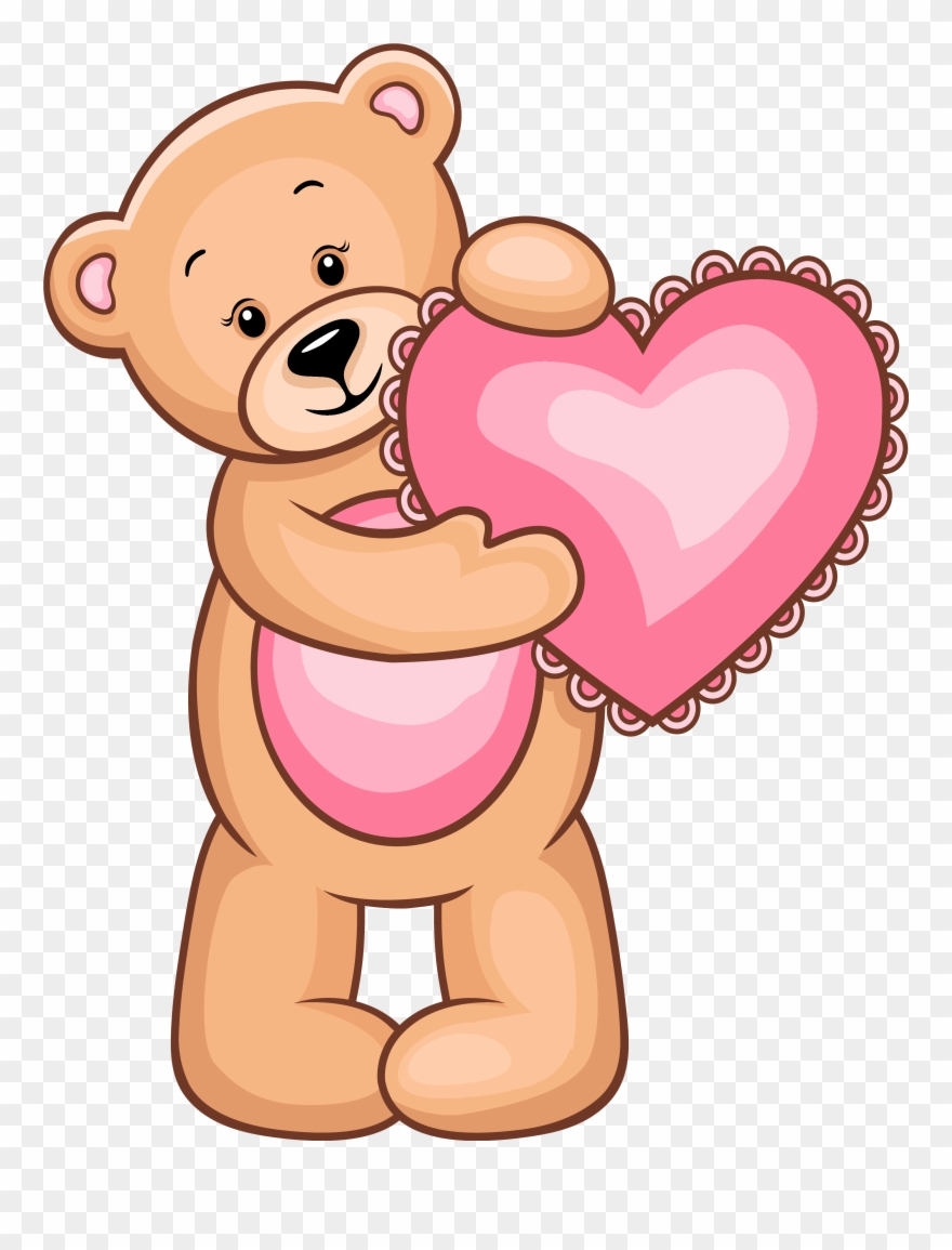 Clip Art Clip Art Teddy Bear.