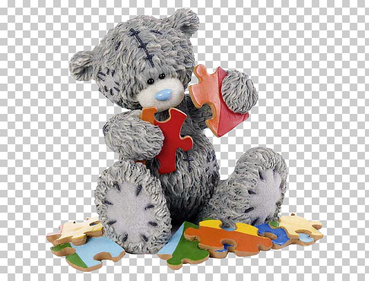 Teddy bear Me to You Bears Figurine Stuffed Animals & Cuddly.