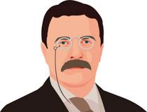 Teddy Roosevelt Clipart.