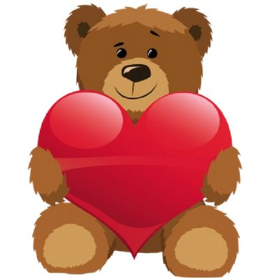Teddy bear clipart free images 3.