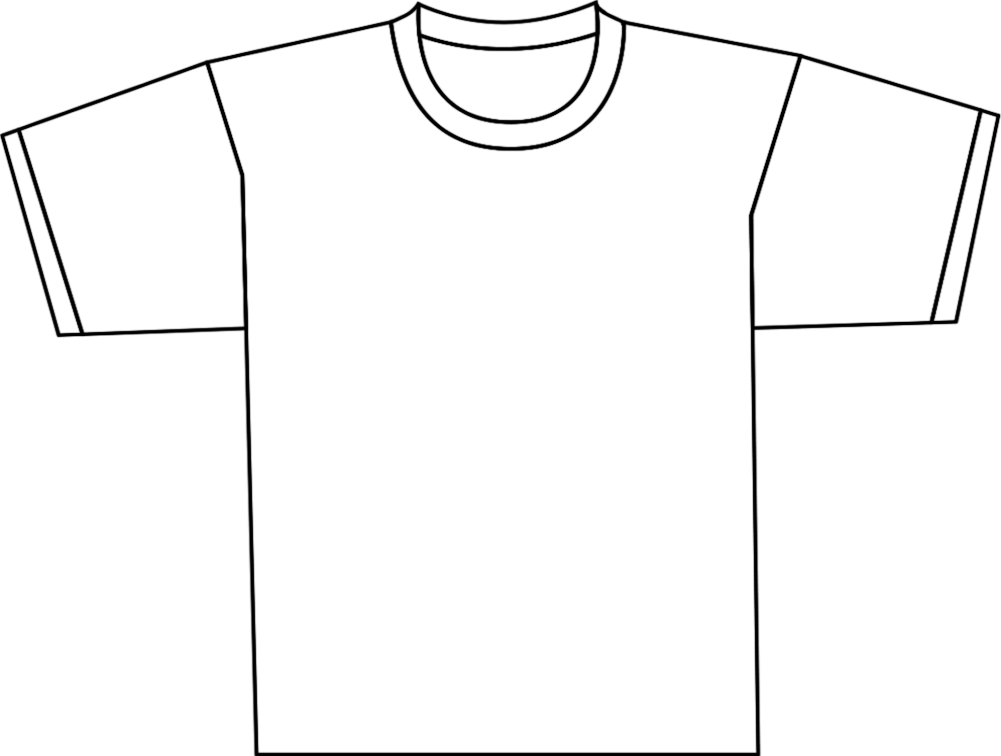 tee shirt page front.