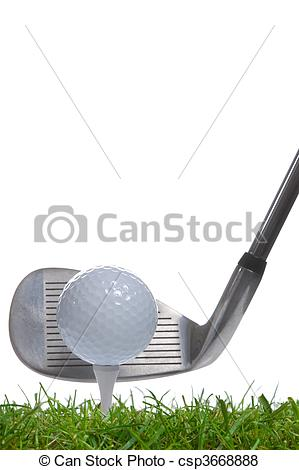 Pictures of Tee shot iron.