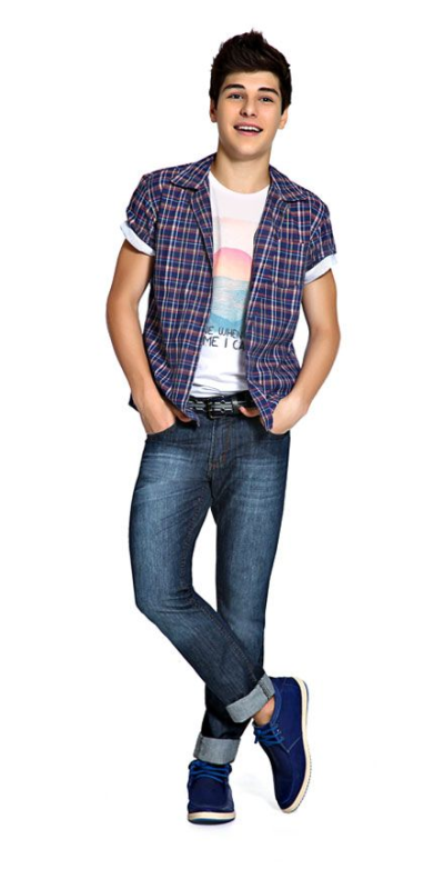 M2A Jeans PNG.